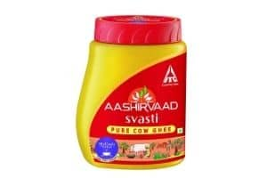 Aashirvaad Swasti Pure Cow Ghee, 1L