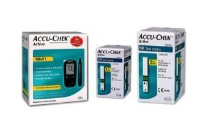 Accu-Chek Active Meter with 50 Strips