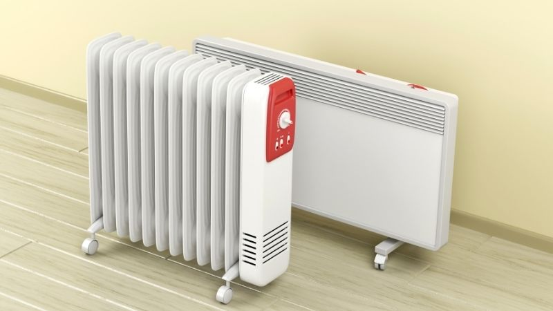 Best Oil Filled Room Heater in India – Lower Running Costs