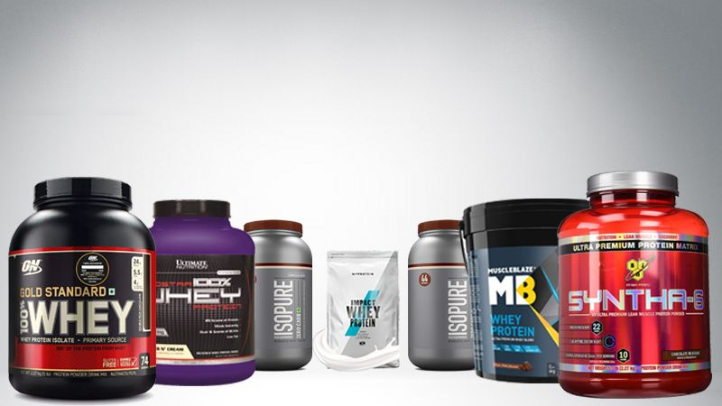 Best Whey Protein in India for the Results You Deserve