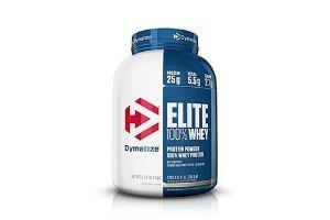 Dymatize Elite 100% Whey Protein Supplement Powder