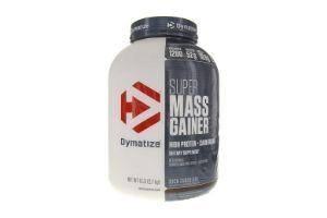 Dymatize Super Mass Gainer Protein Supplement