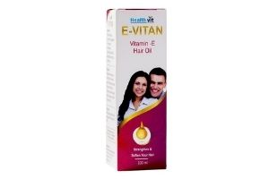 E-vitan Vitamin E Hair Oil