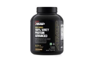 GNC Amp Gold Series 100% Whey Protein Advanced