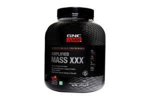 GNC AMP Mass XXX Mass/Weight Gainer
