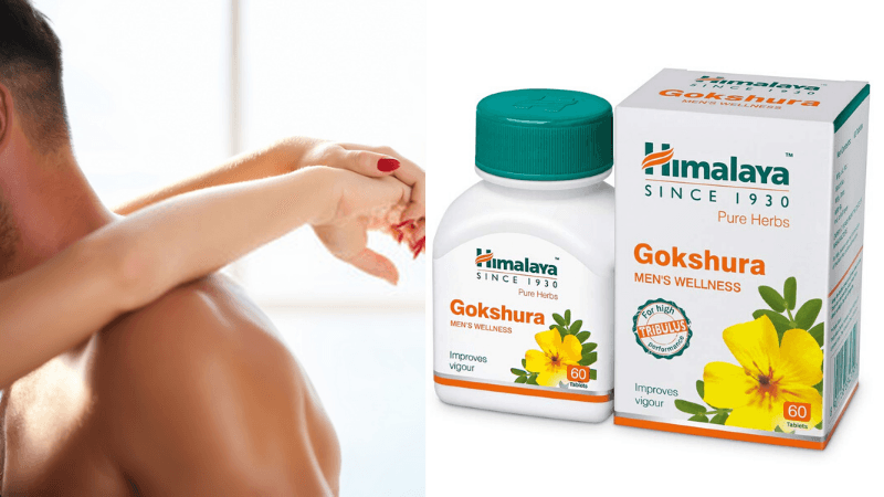 Increase Your Sexual Drive and Desire With Himalaya Gokshura