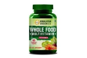 Himalaya Organics Whole Food Multivitamin