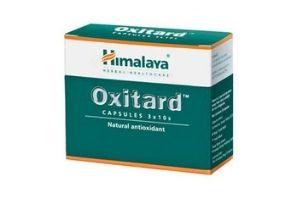 Himalaya Oxitard Capsules - 10 Count (Pack of 3)