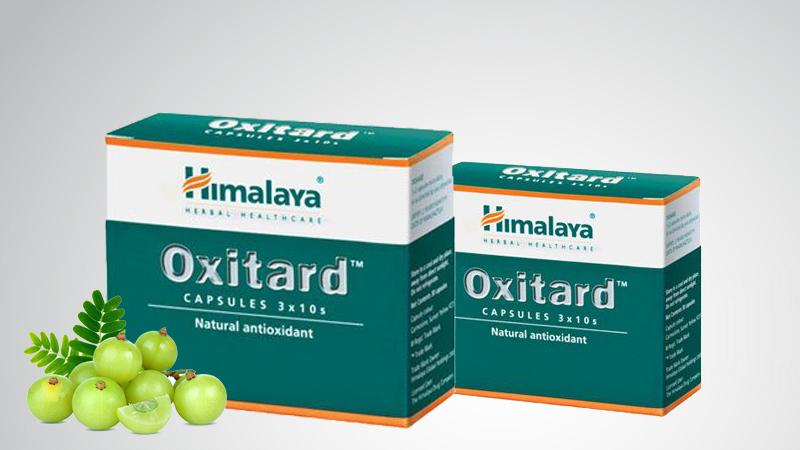 Himalaya Oxitard - Keeps Your Vital Organs Fit and Healthy.