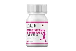INLIFE Multivitamins & Minerals for Women