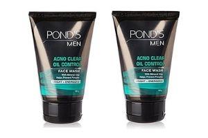 Ponds Men Oil Control Face Wash