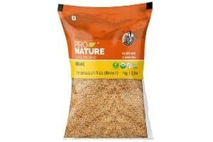 Pro Nature Sonamasoori Rice, Brown