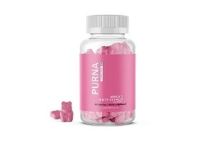 Purna Immunity Multivitamin Gummies