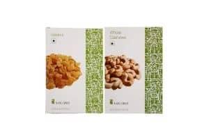 Solimo Dry Fruits Combo Pack - Raisins & Cashew