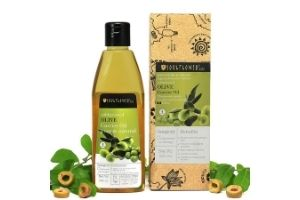 Soulflower Cold Pressed Olive Oil