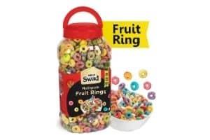 Swad Breakfast Cereal, Multigrain Fruit Rings