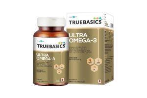 True Basics Triple Strength Ultra Omega-3 Fatty Acids