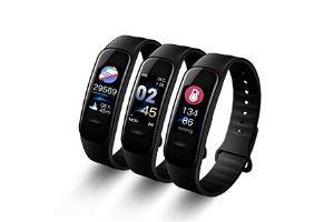 WEARFIT Fitness Tracker Watch
