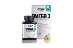 WOW Omega-3 Fish Oil