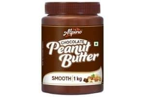 Alpino Chocolate Peanut Butter Smooth 1 KG