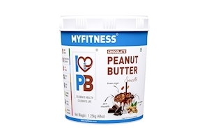 MYFITNESS Chocolate Peanut Butter (Smooth)