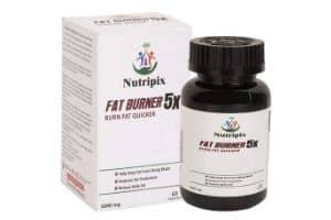 NUTRIPIX Fat Burner 5x