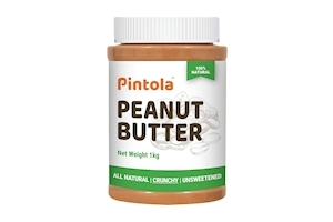 Pintola All-Natural Peanut Butter (Crunchy)