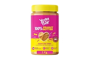 Yogabar 100% Pure Peanut Butter (Smooth)
