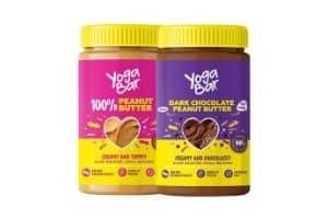 Yogabar Peanut Butter Combo | Pure Peanut Butter | Dark Chocolate Peanut Butter