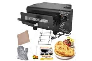 Geico master electric tandoor pizza maker