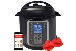 Mealthy MultiPot 9-in-1 Programmable Electric Pressure Cooker