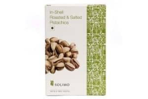 Solimo Premium Roasted And Salted Pistachios