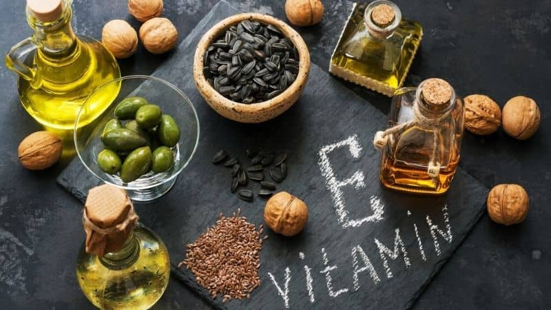 Vitamin E Benefits for Hair