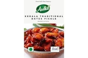 Aadhil® Kerala Traditional Dates Pickle Mother's Kitchen