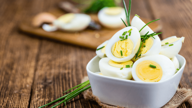 Boiled Eggs Benefits – Full of Essential Nutrients