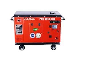 Elemax PEG2500B C2 2400VA (2.2 Kva) Petrol Generator