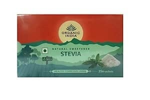 Organic India Natural Sweetener Stevia
