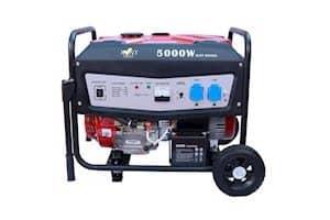 XLNT-6500E 5,000-Watt Gasoline (Petrol) Powered Generator