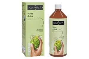 Kapiva Noni Juice 1L | Includes Garcinia and Ashwagandha for Nutrient Absorption