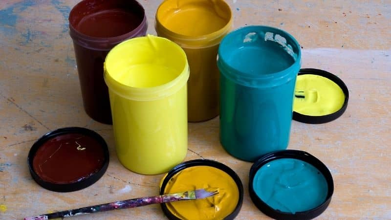 Best Acrylic Paints in India - 2021
