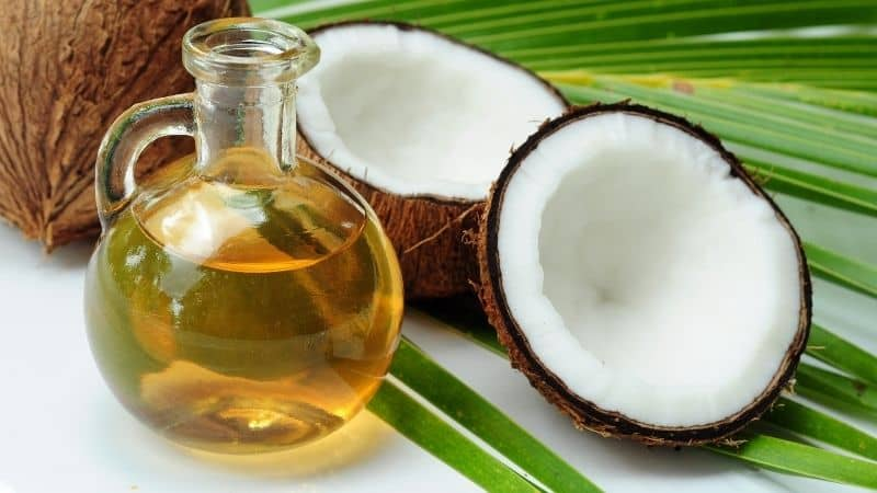 Best coconut oil for hair in India - 2021