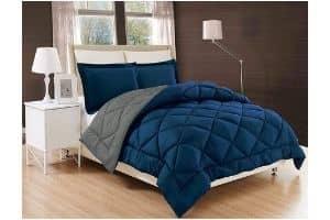 Livasto 200 GSM Microfiber Single Bed Reversible Comforter