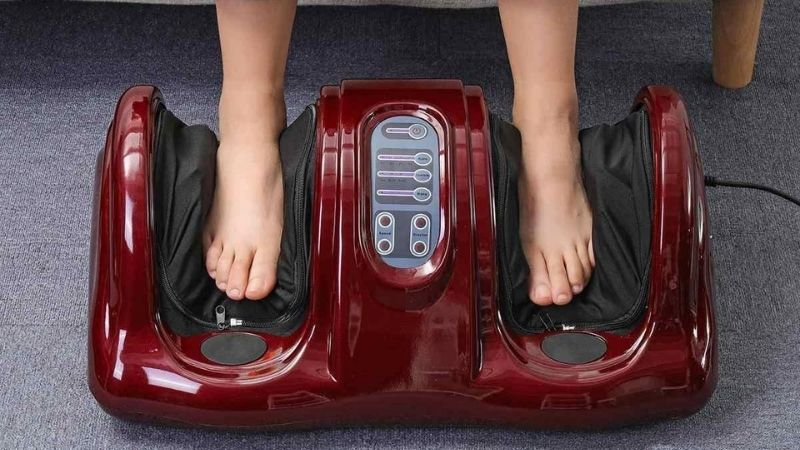 A Comprehensive Review About the Best Foot Massagers in India
