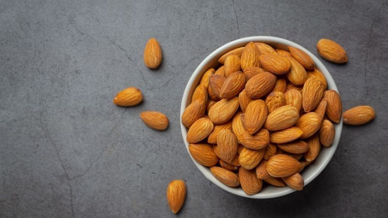 A Curated List of the Best Almond Brands in India