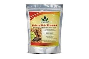 Havintha Natural Hair Shampoo with Amla, Reetha, Shikakai and Methi Dana
