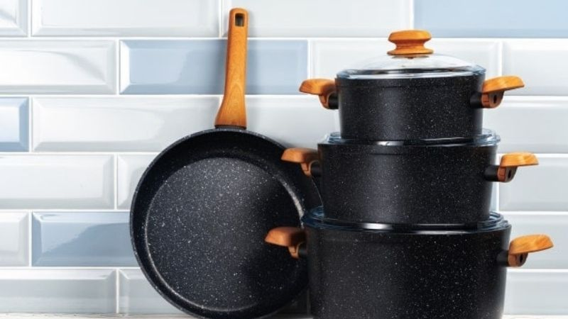 A Detailed Study of the Best Ceramic Cookware in India